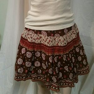 Faded Glory Other - Faded Glory cute little skirt size 14/16